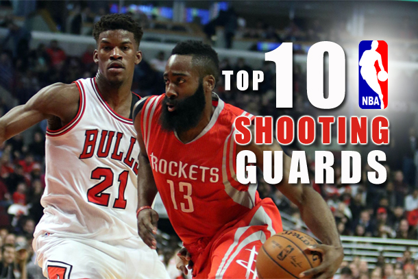 Top 10 Shooting Guards