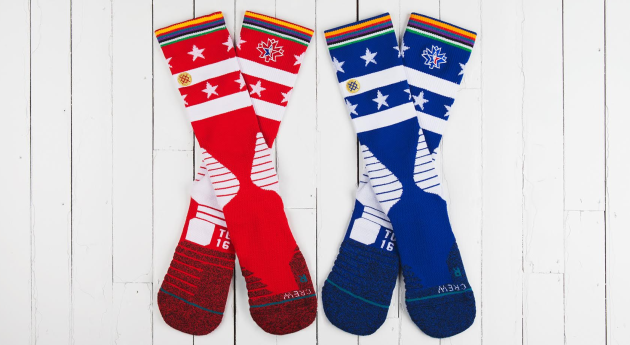 all star stance socks 2016nbaAllStar-stance-3