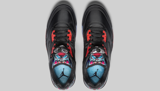 wholesale dealer 67cd3 0d366 Air Jordan V Retro Low - 'Chinese New Year' Release Info ...