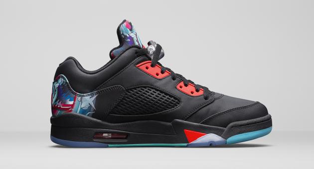 Air Jordan 5 Retro Low 'Knicks'
