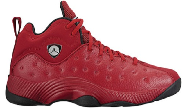 8a7d8fbbcecb Jordan Jumpman Team II -  Gym Red  Exclusively At Foot Locker