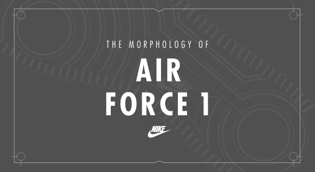 Air Force 1 History Infographic