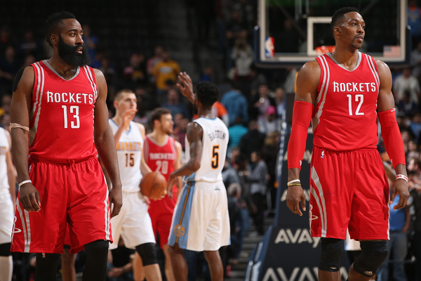 c5138dfb3769 Dwight Howard Doesn t Hate James Harden. d2. All is not well with the  Houston Rockets