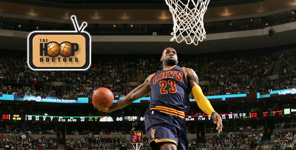 Lebron James Top 10 Dunks