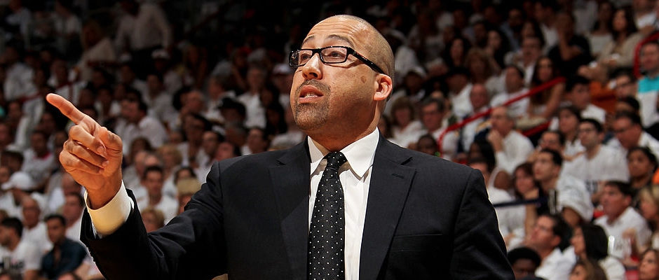 Grizzlies Interview Heat Assistant David Fizdale for Coaching Gig