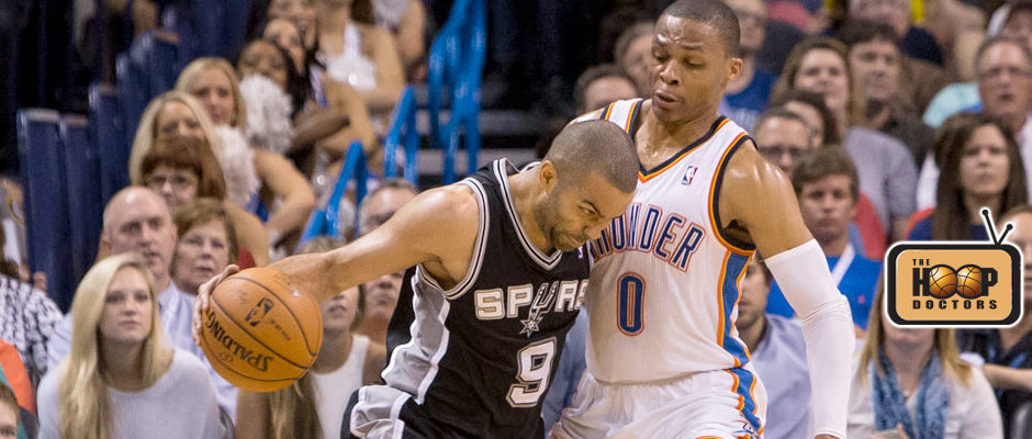THD's NBA Video Podcast, Ep. 169: Steph Curry's Availability, OKC v SA, and Luke Walton
