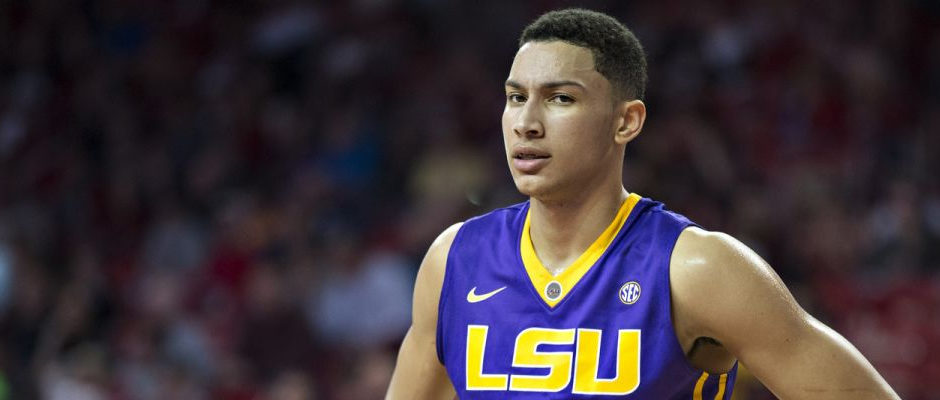 Ben Simmons Won't Work Out for Philadelphia 76ers
