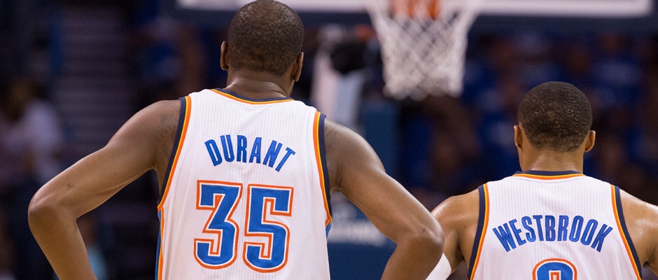 Kevin Durant Unsure If He'll Consult Russell Westbrook About Free-Agency Decision