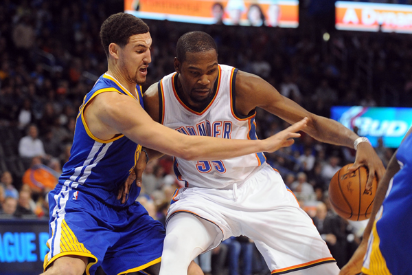 073120dadd40 Celtics Apparently Know Which NBA Players Kevin Durant Would Want in Boston