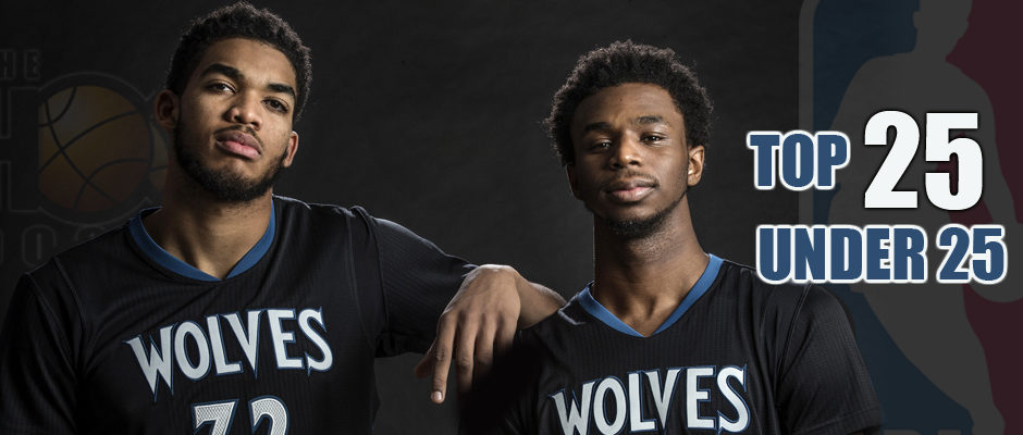 Top 25 Under 25 NBA Players for 2016