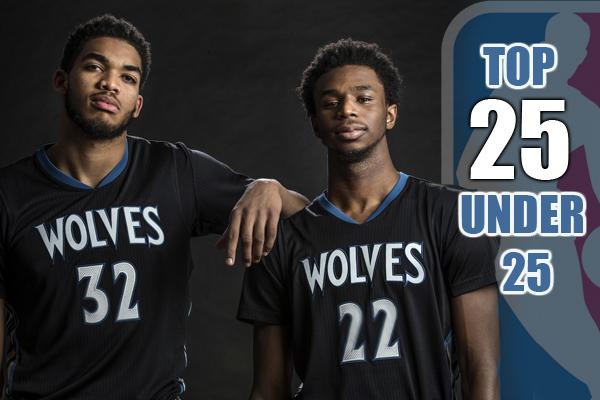 Under 25 NBA