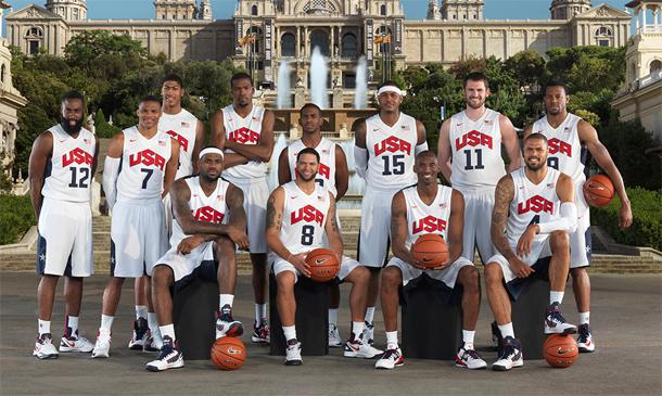 2012 Team USA Basketball Olympics
