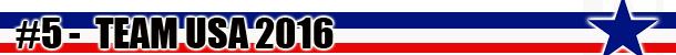 Team USA Basketball 2016