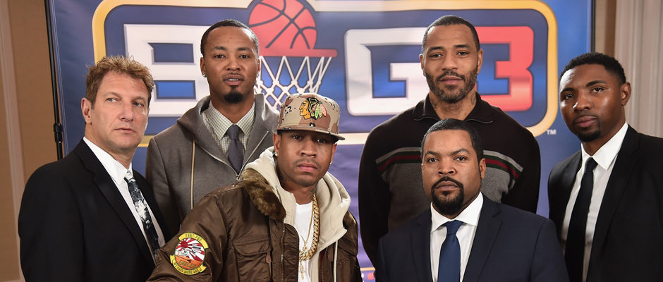 73e7ca5ee1e Allen Iverson and Ice Cube Start a 3-on-3 Basketball League