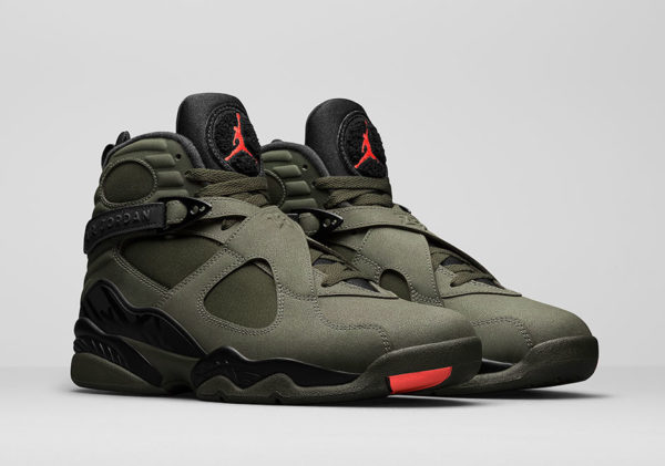 best sneakers 2091e 93499 This minimalist colorway draws inspiration from military bomber jackets and  fighter planes as well as the Air Jordan 9 Olive. The sneaker features a  Sequoia ...