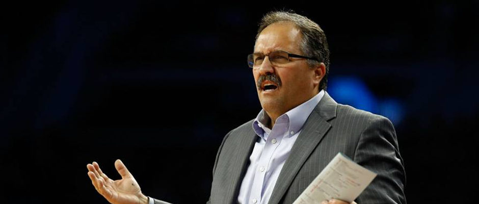 Pistons Owner Tom Gores Undecided on Stan Van Gundy's Future in Detroit
