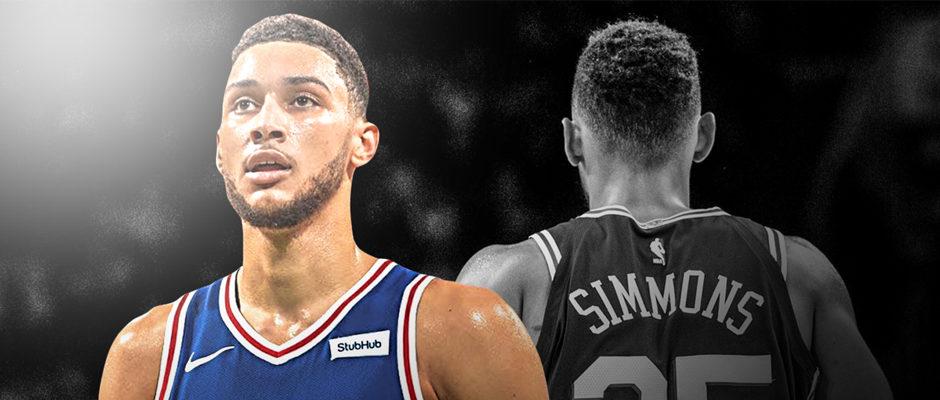 Ben Simmons Not Taking Kobe's Advice on Jump Shot