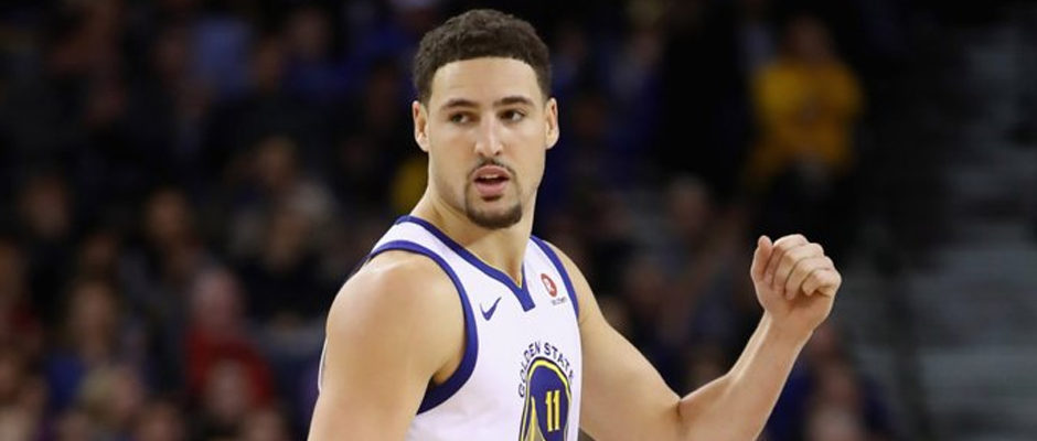 Rumor: Lakers Apparently Have Eyes for Klay Thompson in 2019 Free Agency