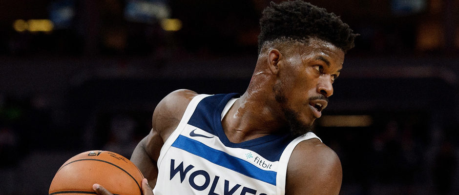 Report: Timberwolves Asking Price in Jimmy Butler Trade Talks 'Remains Too Steep'