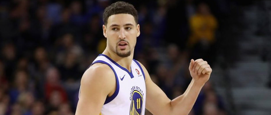 Klay Thompson Says He's 'Content' with Warriors, 'Not Really' Interested in Testing Free Agency