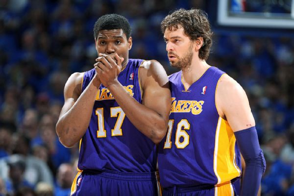6105d6e491e Rumor: Former Laker Andrew Bynum Gearing Up for NBA Comeback