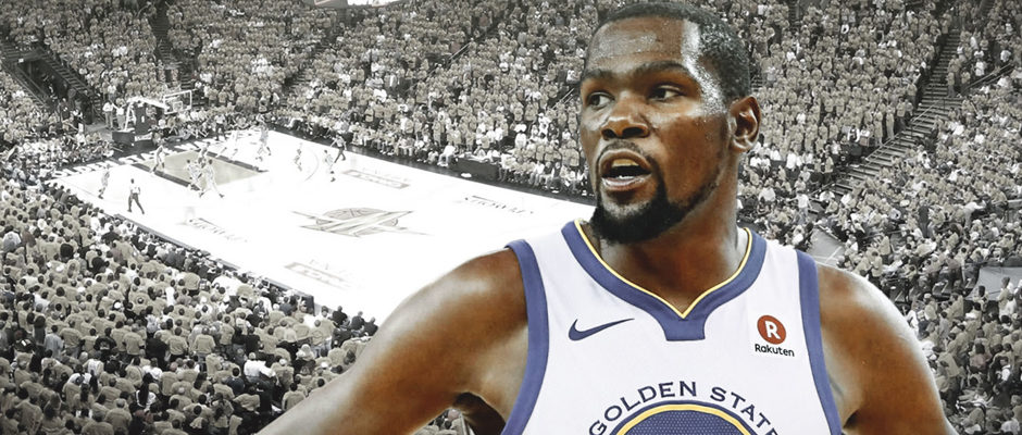 Rumor: Lakers, Clippers and Knicks All Plan to Make a Run for Kevin Durant in 2019 Free Agency