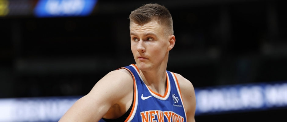 There's 'No Indication' Kristaps Porzingis and New York Knicks are Working Toward an Extension