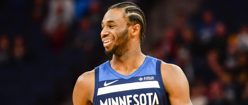 Andrew Wiggins on Relationship with Jimmy Butler: 'We Always Cool'