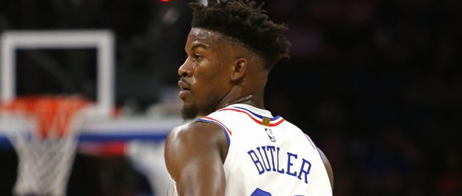 "Jimmy Butler on Clutch Shot: ""Could Have Been Anybody"""