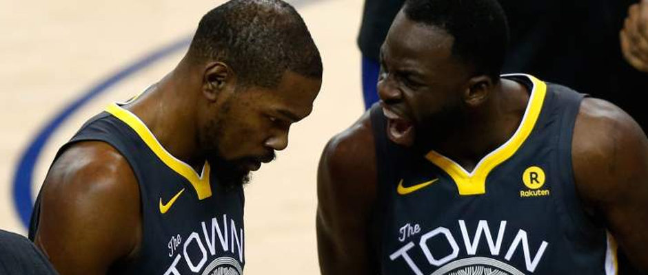 Warriors Players Seem Split on Kevin Durant-Draymond Green Debacle