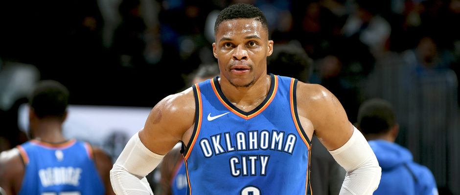 "Russell Westbrook Takes Blame for Thunder's Struggles: ""I've Been S*** The Last Month"""