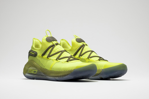 37168b5513c7 Under Armour Introduces the Curry 6 Coy Fish Colorway