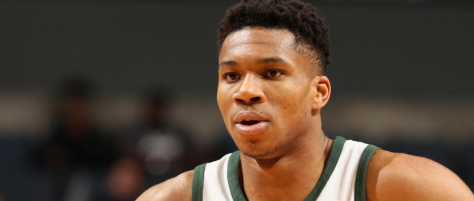Giannis: I Don't Want to Become 'More Americanized' to Be Face of NBA