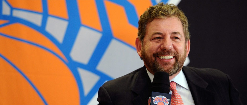 Fan Who Told Dolan to Sell Knicks Gets Lifetime Ban
