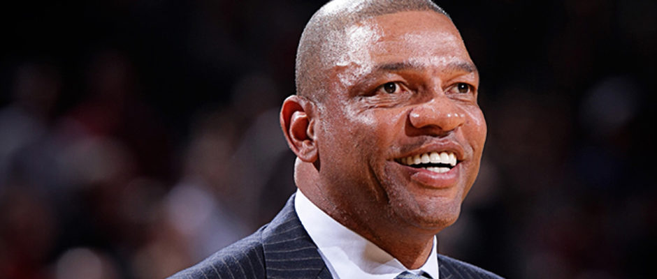 "Doc Rivers Shoots Down Lakers Talk: ""I Am Going Nowhere"""