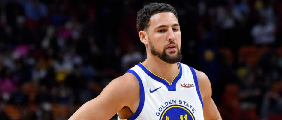 Warriors' Klay Thompson Expects to Play in Game 3