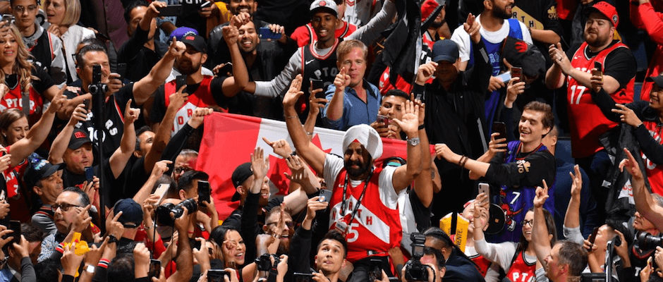 Canadian Fans Apologize for KD Chants With A GoFundMe Campaign
