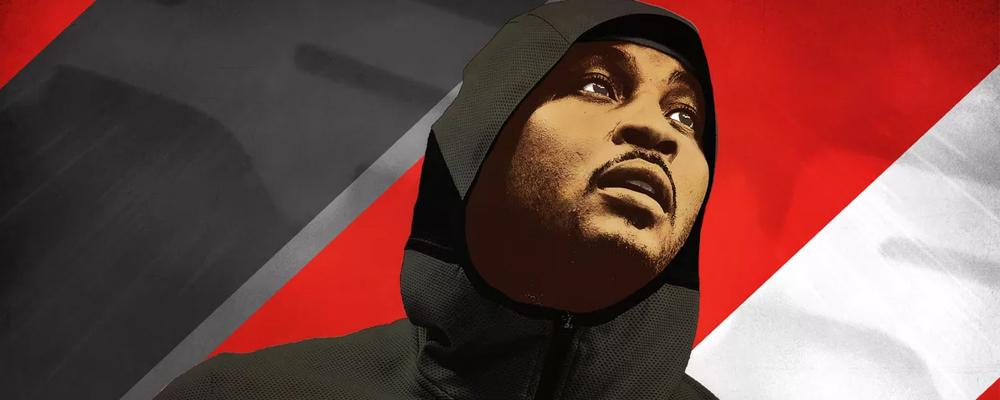Portland Trail Blazers Sign Carmelo Anthony