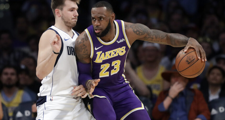 6 LeBron James Records Luka Doncic Might Break