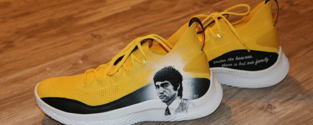 Steph Curry & Bruce Lee Foundation Partner to Sell Sneakers For Families of Atlanta Shooting Victims