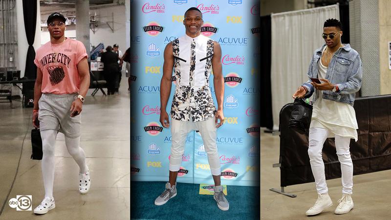 Stylish NBA Players