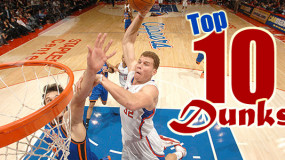 Top 10 Dunks of the Season [Video]