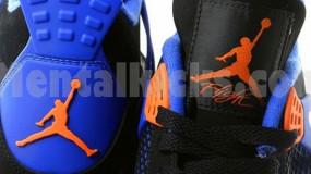 Sneak-a-Peek: Air Jordan IV – 'Knicks'