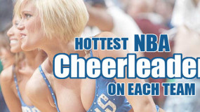 Hottest NBA Cheerleader on Each Team