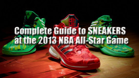 Complete Sneaker Guide To The 2013 NBA All-Star Game