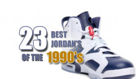 23 Best Air Jordans From 1990-1999