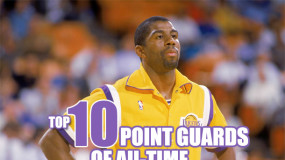 Top 20 NBA Point Guards of All Time