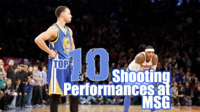 Top 10 Shooting Performances in New York's Madison Square Garden