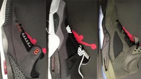 SNEAK-A-PEEK: Air Jordan III (3), Air Jordan IV (4), & Air Jordan V (5) From The Upcoming Jordan 'FEAR' Pack