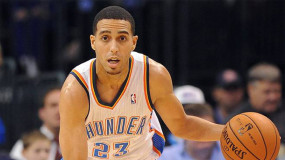 Kevin Martin Considered Staying in OKC for Less Money